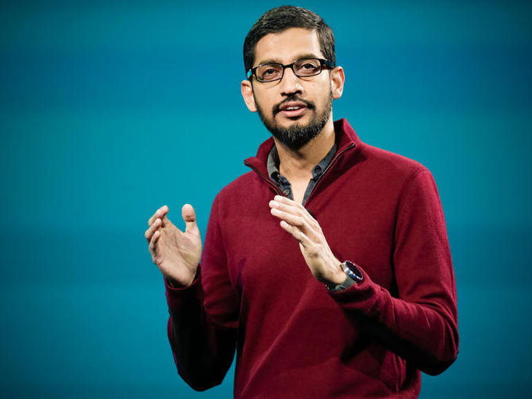 Google CEO Pichai says devices will fade away – but launches new hardware division