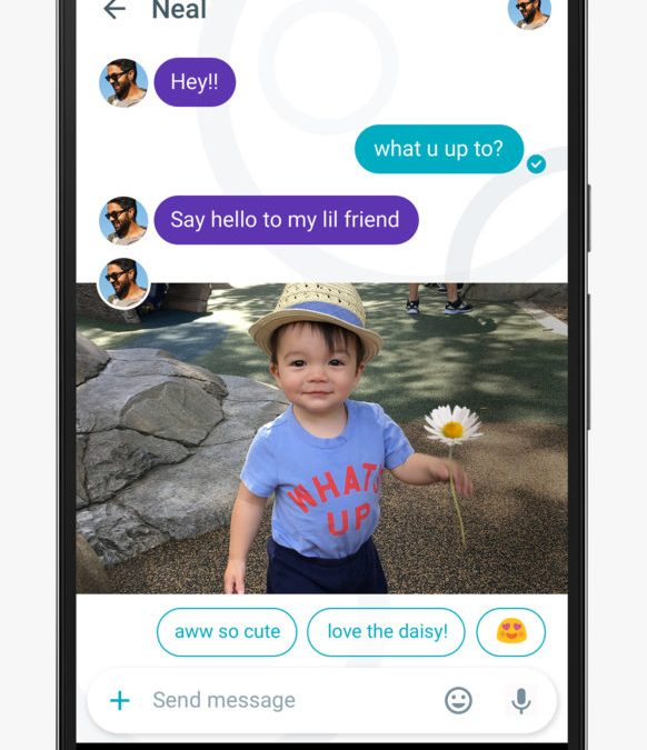 Google's New Allo Messaging App Gets Its Edge From AI