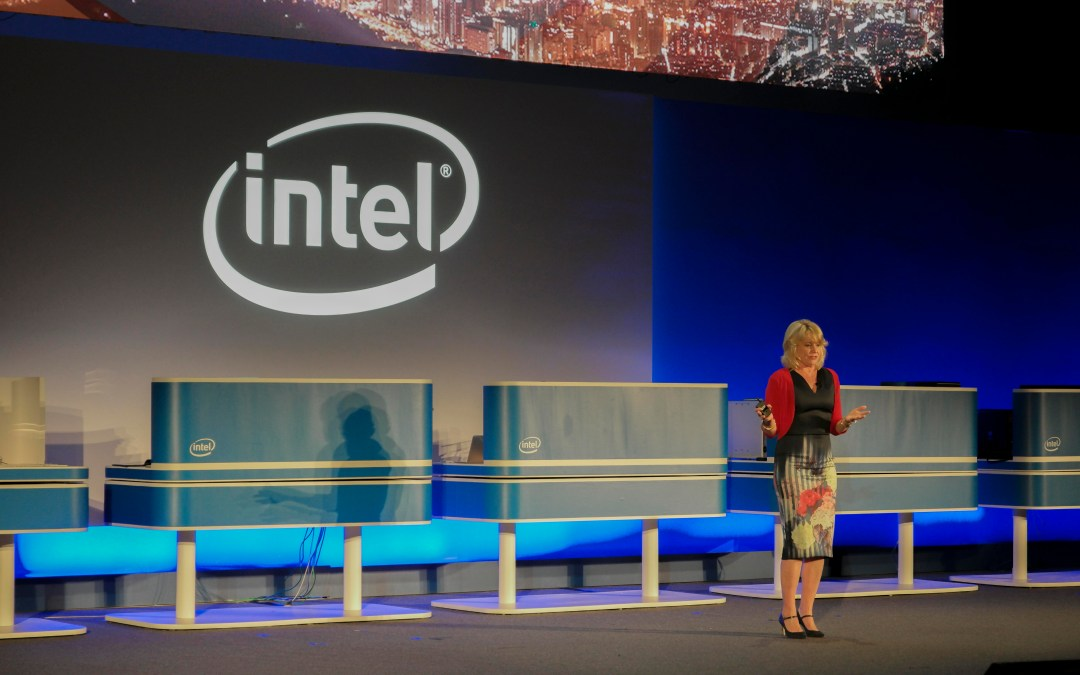Intel Targets The Internet Of Things, Video And VR At Computex 2016