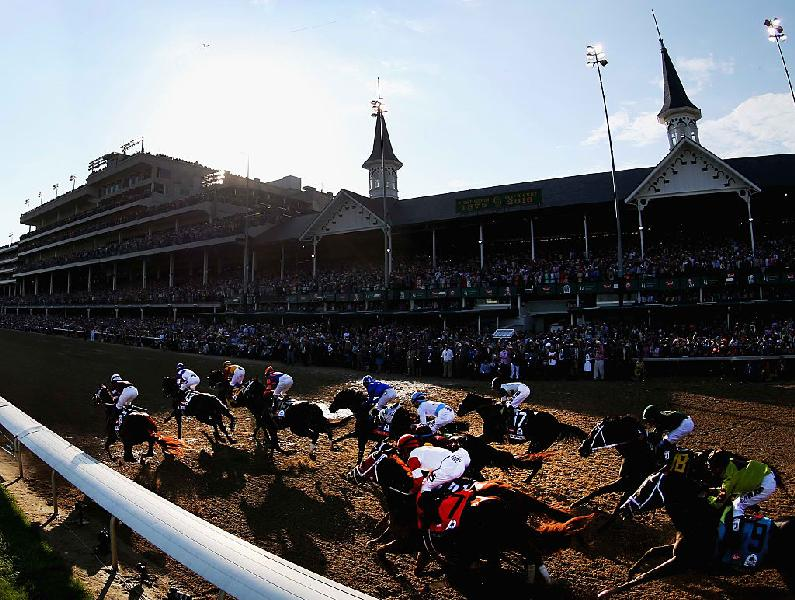 Artificial Intelligence Correctly Predicts Winners Of Kentucky Derby