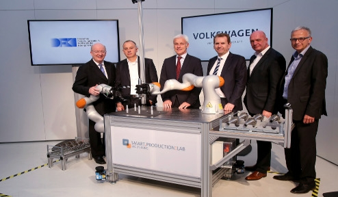 Volkswagen participates in German Research Center for Artificial Intelligence