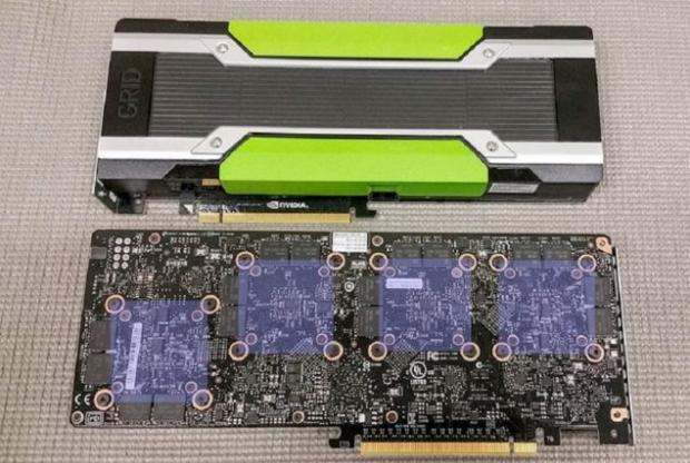 NVIDIA Tesla M10 Quad Maxwell Graphics Card – 32 GB GDDR5 Memory, 2560 CUDA Cores …