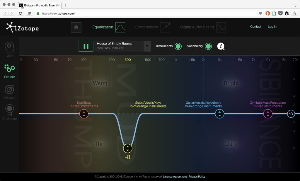 iZotope Reveal Free New Ear-Training Games For Music Producers