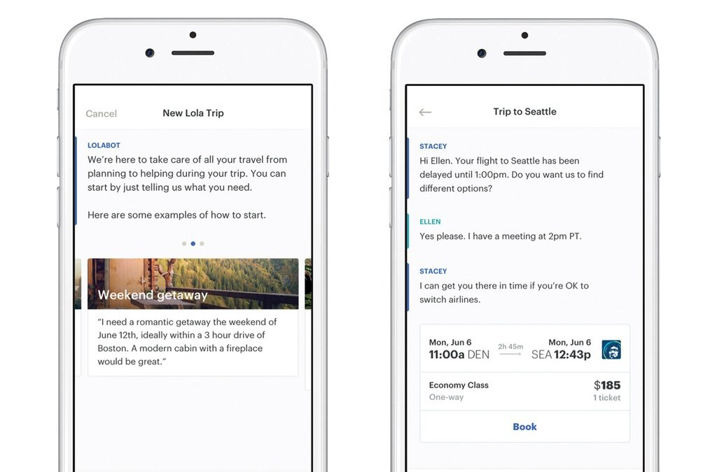 This New App Uses Artificial Intelligence to Plan Your Trip