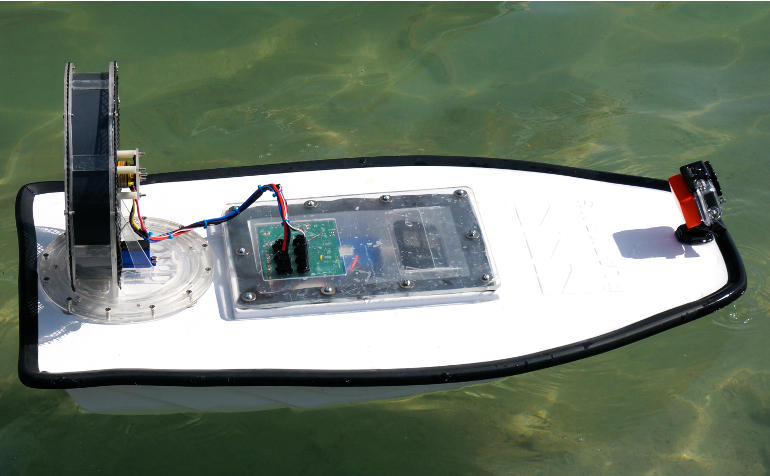 From Lake Garda to the Thames: Why boat drones are taking to the water