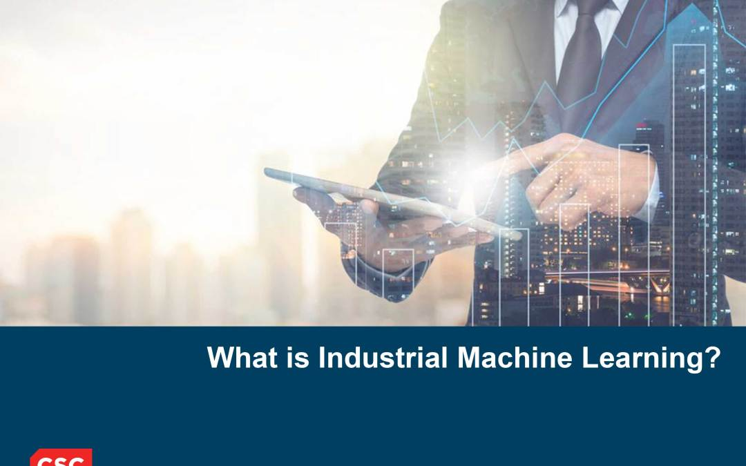 What is Industrial Machine Learning?