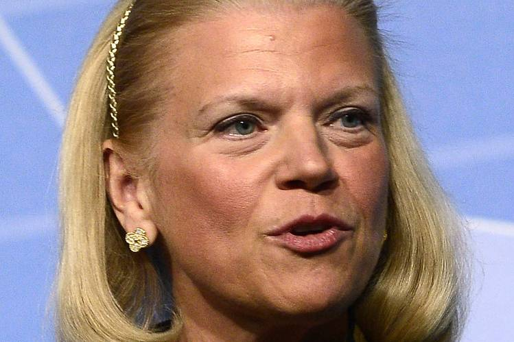 IBM Results Decline Again But Top Expectations