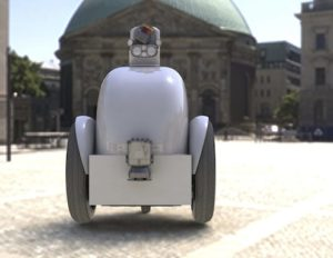 Stanford's 'Jackrabbot' paves way for social robotics