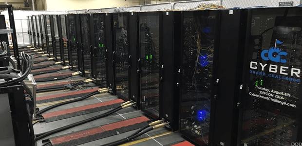 DARPA's all-machine cyber challenge