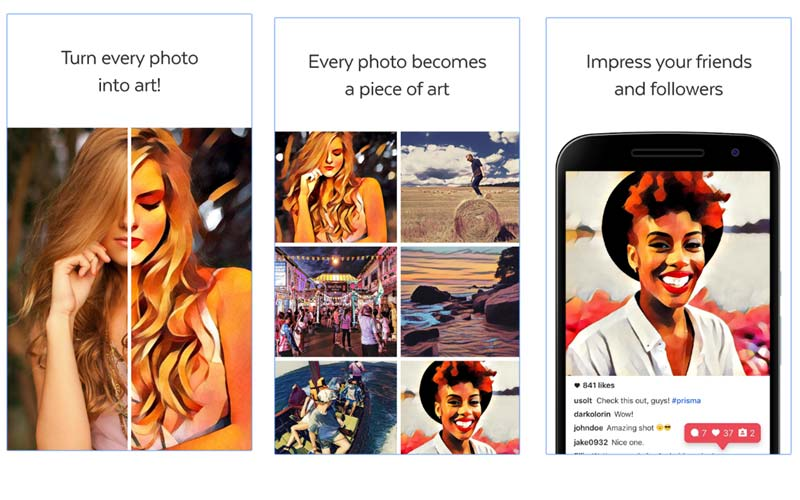 Prisma Android app out of beta, now available for all on Google Play Store