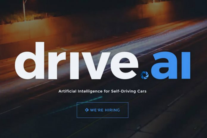 Driverless vehicle startup Drive.ai reveals AI-based strategy