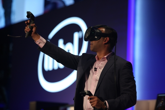 Intel is leaving PCs behind to highlight VR and IoT at IDF