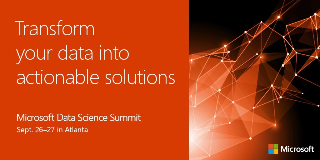 Data visualization pioneer Edward Tufte to deliver keynote at the Microsoft Data Science Summit