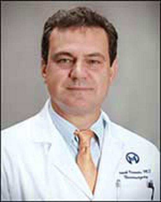 Boca Hospital Names Frank D. Vrionis Top Cancer Researcher