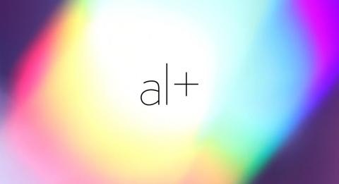 Main screen of Artificial Intelligence Developer Al+ (Graphic: Business Wire)