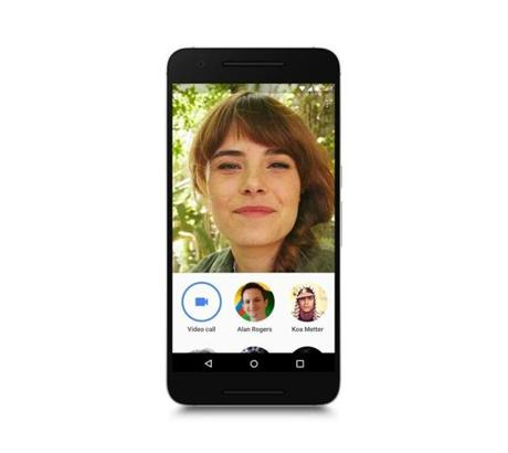 Google looks to bring down FaceTime with Duo app