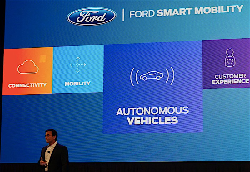 Ford Promises Fully Automated Vehicles by 2021