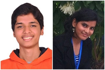 Two Indians Make Way To Google Science Fair 2016 Finals