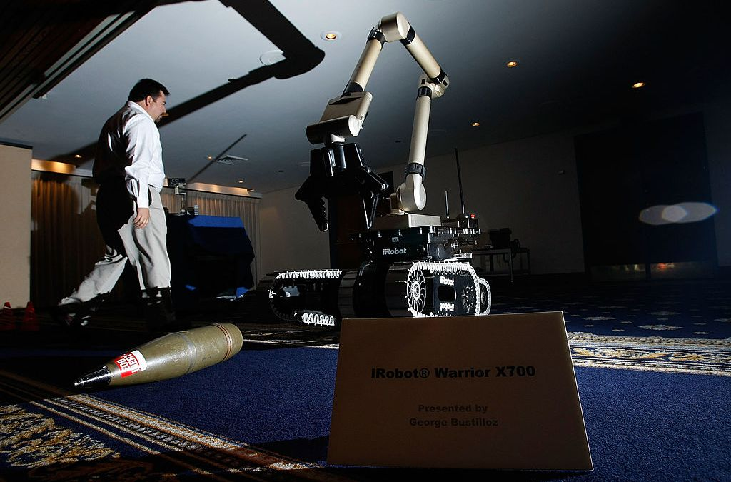 US Military Works On Developing AI Weapons