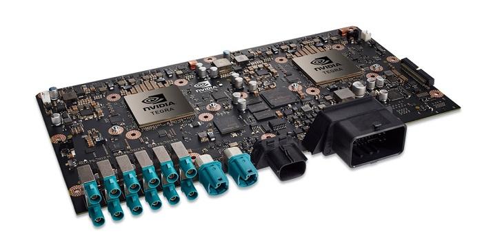 Nvidia Reveals Details to its Autonomous Driving Chip