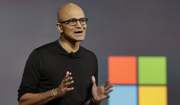 Microsoft lays down gauntlet to rivals with cloud-based AI and security blitz