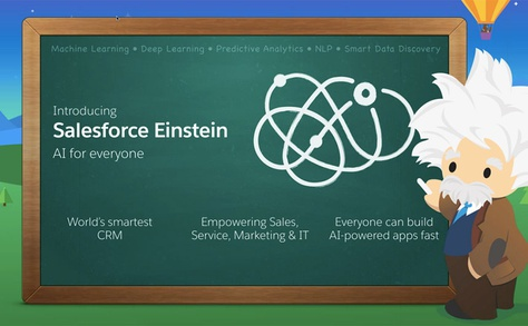 Salesforce Einstein: How this new AI platform will transform your CRM