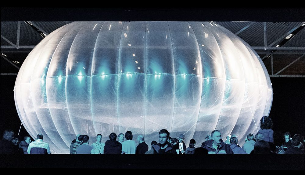 Google wants its machine learning algorithm to pilot Project Loon