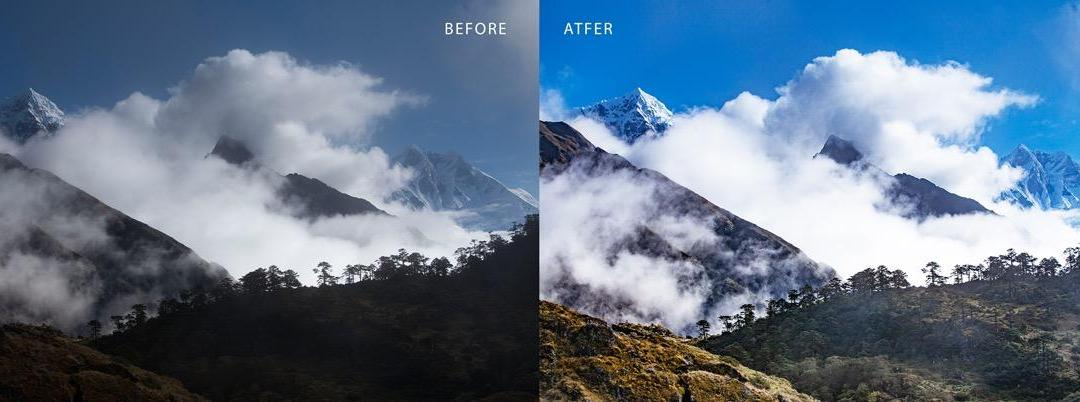 Photolemur is an app that utilizes artificial intelligence to make your photos look better