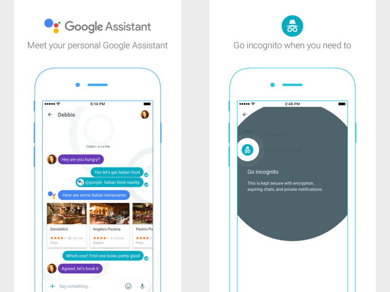 Here's How To Download And Install Google Allo