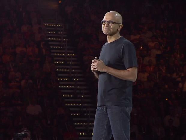 Microsoft Ignite: Nadella outlines 4 pillars for democratizing AI