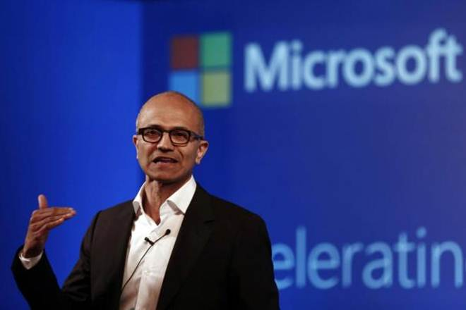 Microsoft using Artificial Intelligence to empower people, transform world: Satya Nadella