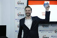 Artificial intelligence event app specialist Grip wins #IMEXpitch competition