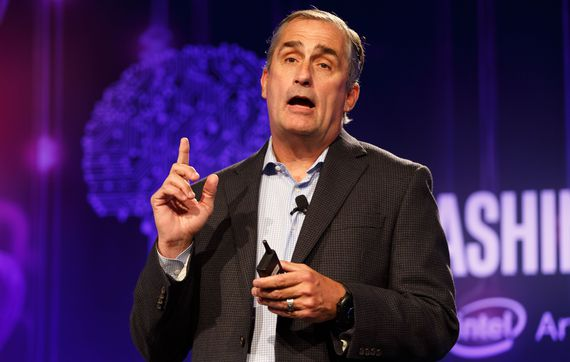 Intel determined to power AI revolution, not be left behind