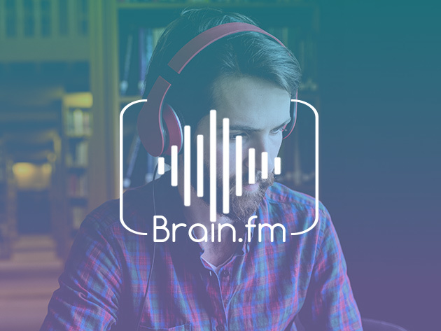 Brain.fm uses sound and science to help you focus