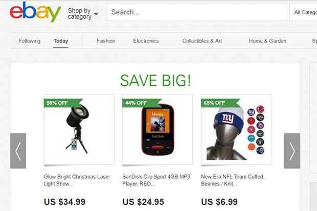 eBay revamp aims to woo millennials