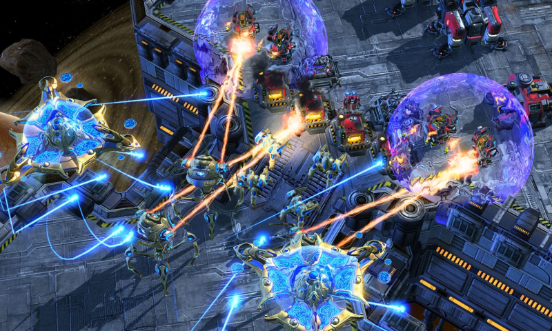 Blizzard Wants To Know If Google's DeepMind AI Can Conquer StarCraft II