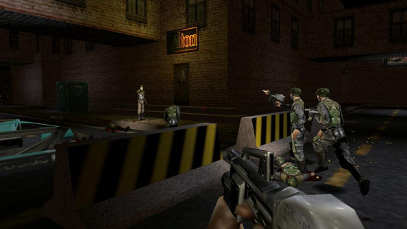 """A mod that promises to be the """"definitive Deus Ex experience"""" just released its final version"""