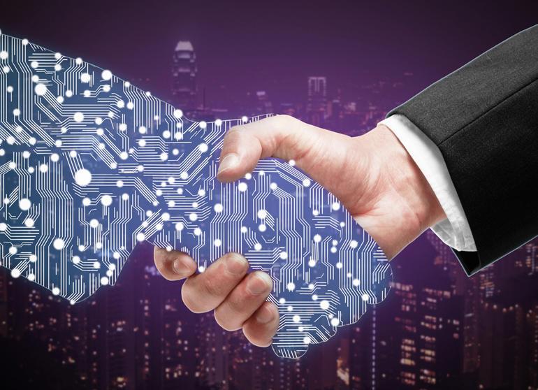 Artificial intelligence, analytics help speed up digital workplace transformation
