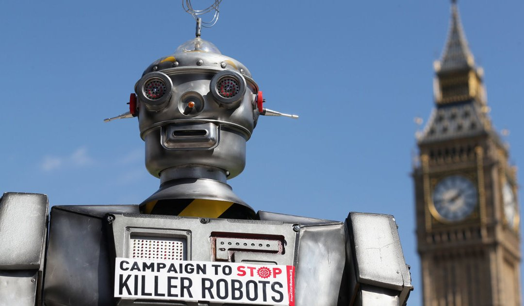 Killer Robots And Racist Software: Are There Decisions Only Humans Should Make?