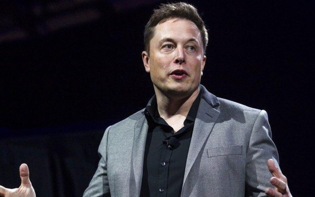 "Elon Musk: ""There will not be a steering wheel"" in 20 years"