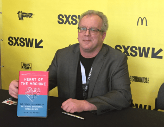 Geek of the Week: Futurist author Richard Yonck helps us better prepare for a rapidly changing world