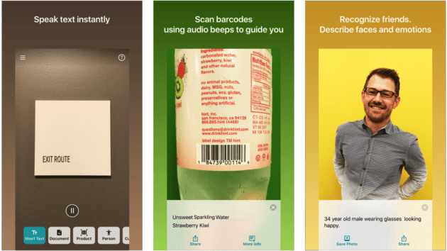Microsoft's new AI app describes the world for the visually impaired — now available on iPhone