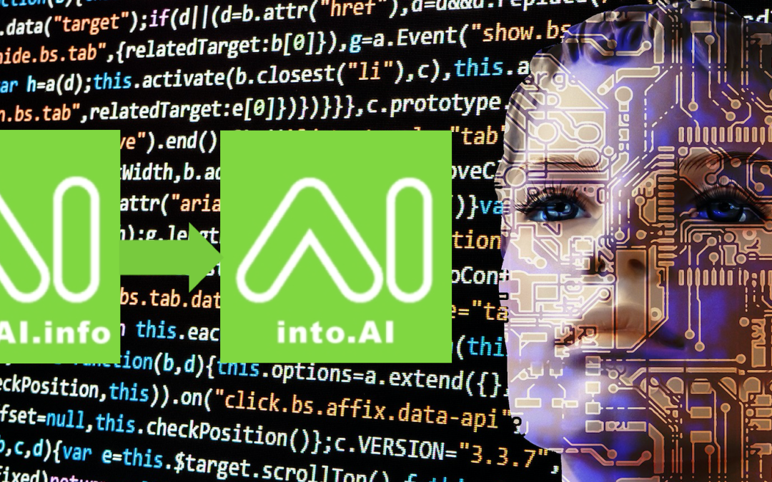 We are changing our Name to into.AI