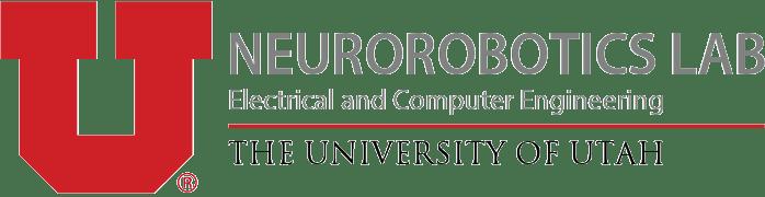Utah NeuroRobotics Lab Logo