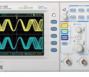 Rigol-DS1102E-100MHz-Digital-Oscilloscope-Dual-Analog-Channels-1-GSas-Sampling-USB-Storage-0