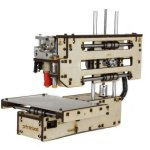 Printrbot-Simple-Makers-Kit-Model-1405-3D-Printer-4-x-4-x-4-Maximum-Build-Dimensions-100-Micron-Maximum-Resolution-1.75-mm-PLA-Filament-0