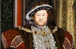 Painting of Henry VIII.