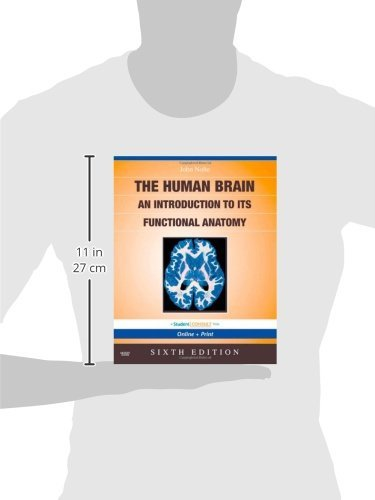 The Human Brain: An Introduction to its Functional Anatomy (6th Edition)