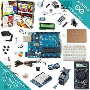 16Hertz-UNO-R3-Ultimate-Starter-Kit-LED-LCD-Breadboard-Shield-Relay-9V-Adapter-Sensor-Guide-for-Arduino-0