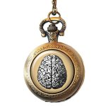 Vintage-Brain-Pocket-Watch-Necklace-Antique-Doctor-and-Nurse-Anatomy-Your-Brain-Locket-Watch-0